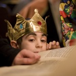 Levi the purim king